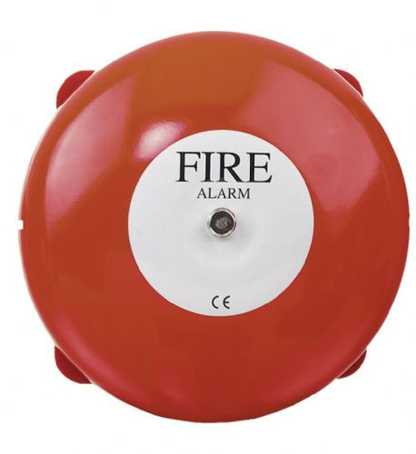 Vimpex Weatherproof 24 volt DC 8 Inch Fire Alarm Bell